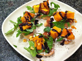 Roasted Butternut Squash - Healthy Mama Cooks