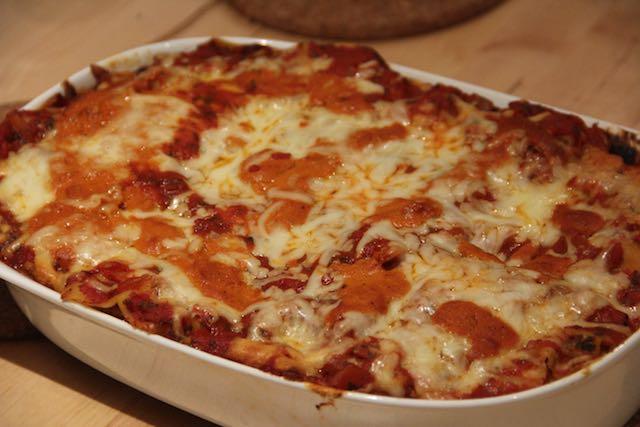 Butternut Squash Lasagna Healthy Mama Cooks