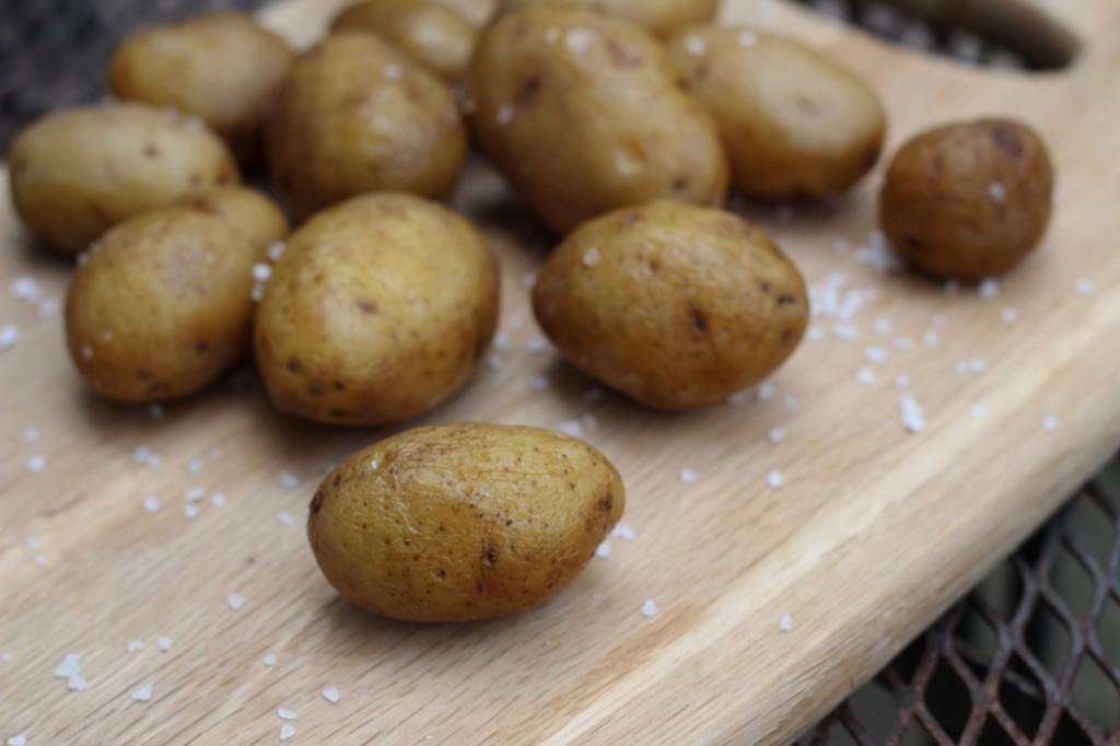 Papas Arrugadas-Canary Island Wrinkled Potatoes