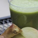 Goddess Green Breakfast Smoothie