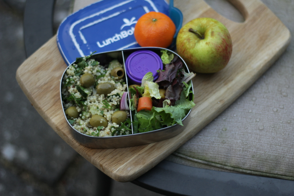 Salad Bento Lunchbox