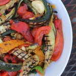 Fresh Ratatouille Salad