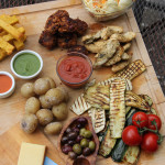 Make it Your Way-BBQ Mezze Board
