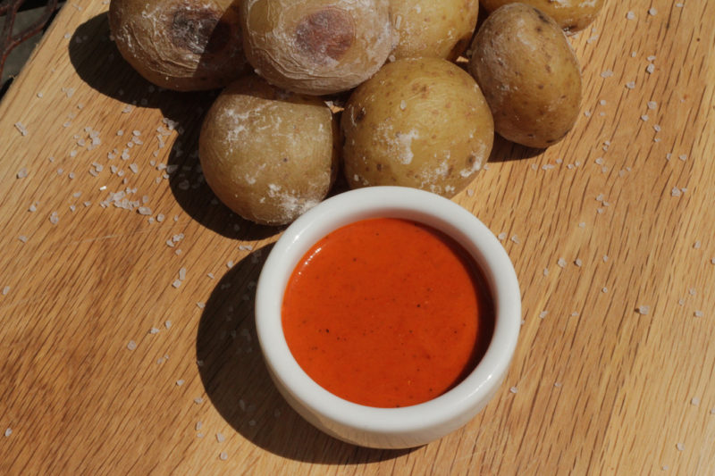 Red Mojo Sauce