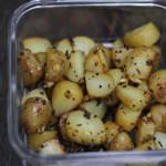 Masala Potatoes