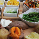 Make it Your Way-Baked Potato Bar