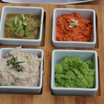 Make it Your Way-Dips and Crudités