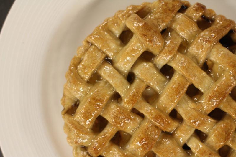 Mincemeat and Apple Tart