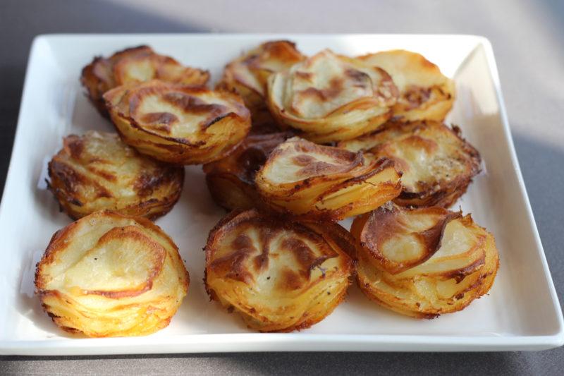Potato and Cream Parcels