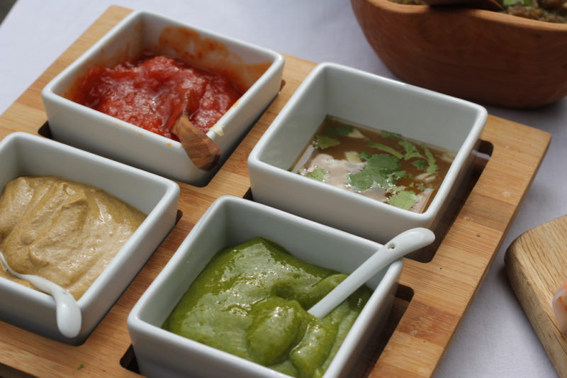 Spring Roll Dipping Sauces